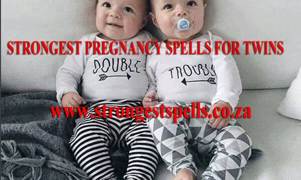 Strongest pregnancy spells for twins that work fast