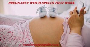 Pregnancy witch spells that work