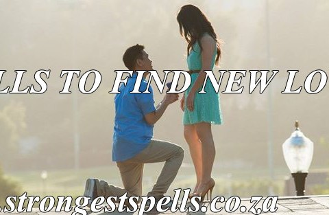 Spells to find new love