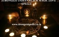 Strongest Indian black magic love spells