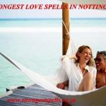 Strongest love spells in Nottingham