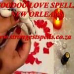 Voodoo love spells New Orleans