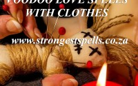 Voodoo love spells with clothes