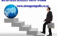 Strongest business spells that work