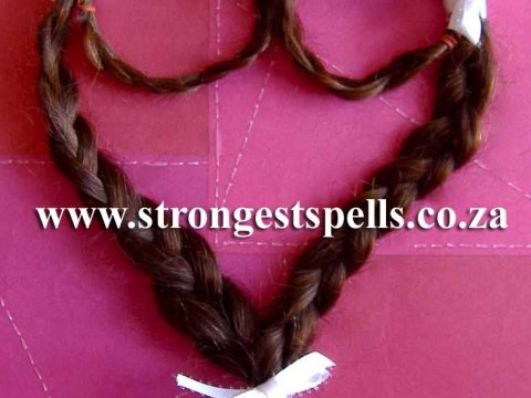 Love spells with hair