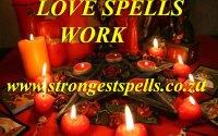 Love spells work