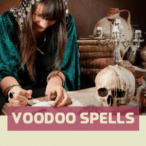 Voodoo love spells London
