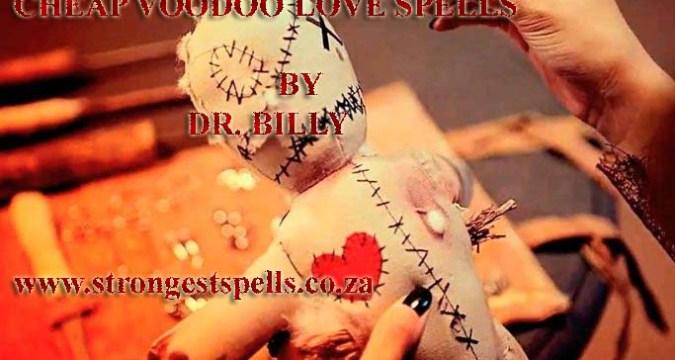 Cheap voodoo love spells