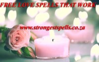 Free love spells that work