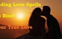 Strongest Love binding love spells that work