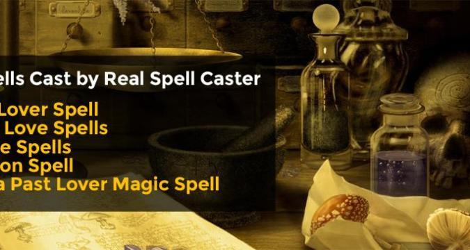 Lost love spells caster in USA