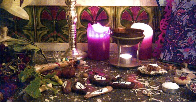 Fast love spells without candles