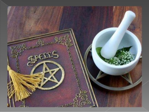 Plants and love spells