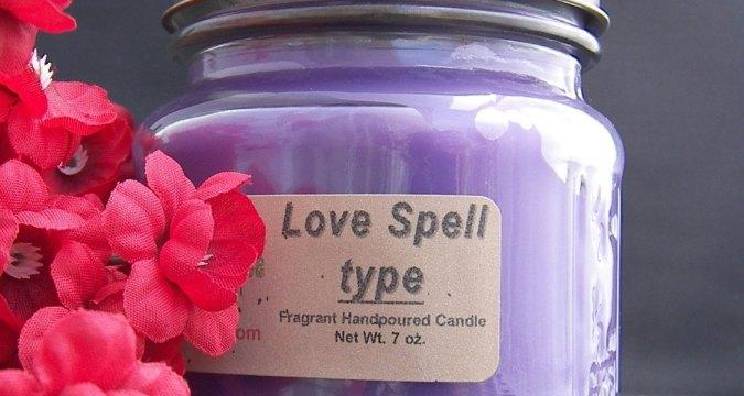 Strongest love spell herbs