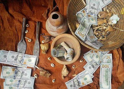 money spells Uganda