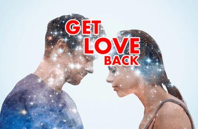 Love spells to get him back