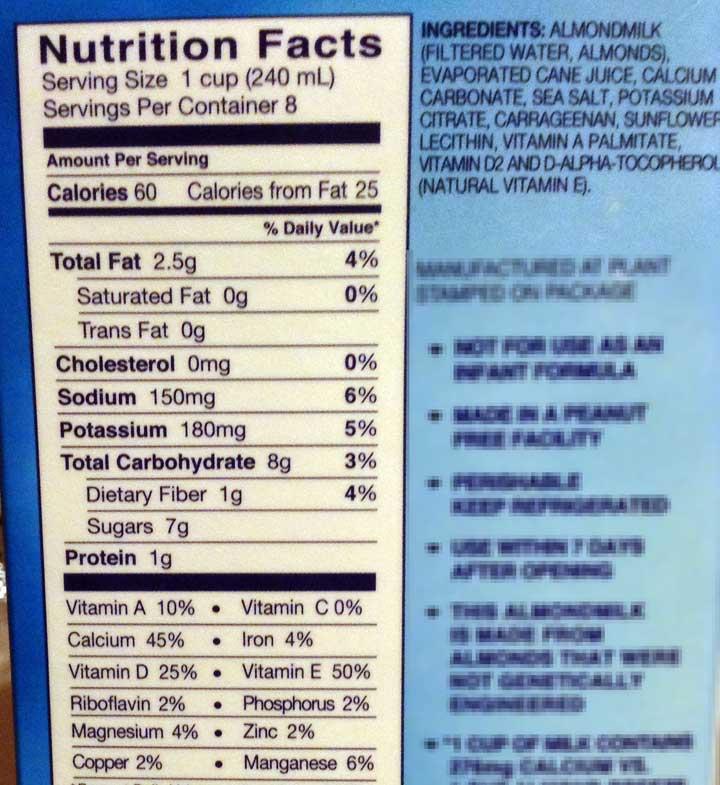 almond-milk-label