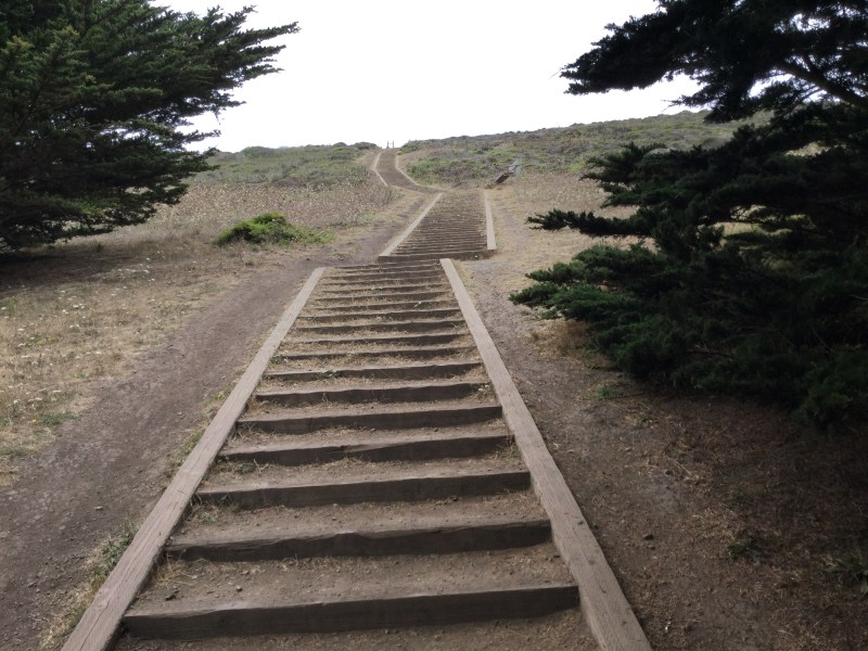 Bootlegger's Steps