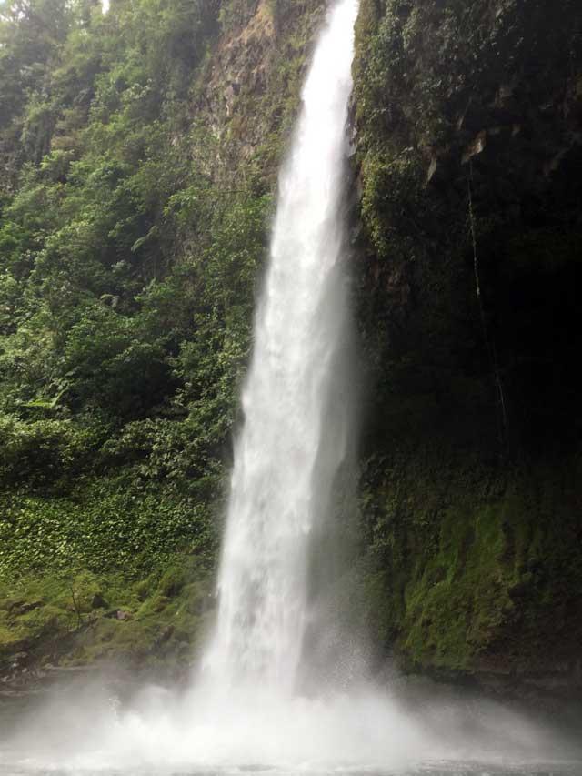 La Fortuna Waterfalls in Costa Rica