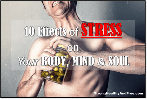 Find out 10 serious effects of stress on your body, mind and soul and learn how to protect against it.