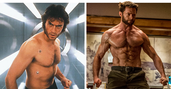 Hugh Jackman awesome physique. A product of a sucessful New Year's resolution list? In this guide, I will show you how to write a new year's resolution list and actually stick with it!