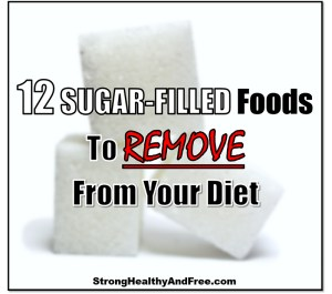 Learn why you must remove these 12 foods from your diet, in order to effectively optimize your health and maximize your fat loss capacity.