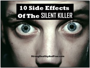 10 side effects of the silent killer known as stress! #sideeffects #stress