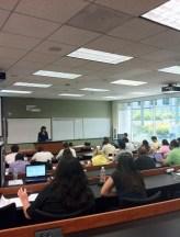 (26/jul) aula de Oral Advocacy in U.S. Courts, com a professora Carolyn Carlisle Raines.