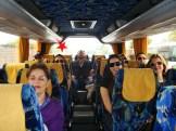 (03/jun) Os alunos segue do aeroporto até Verona, Itália
