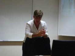 (09/10) Sr. Gonçalo Rebelo de Almeida - Representante do Grupo Vila Galé (rede de hotéis no Brasil) Apresentação sobre sua experiência no Brasil.