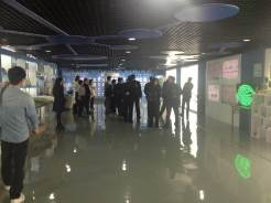 (13-11) Chegada a BGI - Beijing Genomics Institute - Laboratório de Biotecnologia que representa a China no Projeto do Genoma Humano