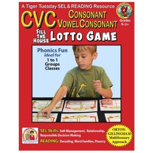 L601D CVC LOTTO GAME - COVER 500H 60