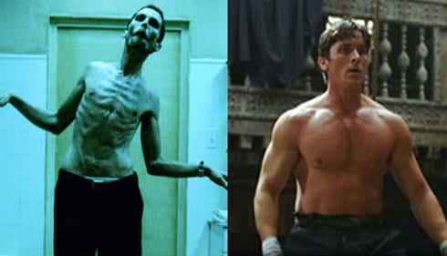 Muscle Gaining Lessons from The Dark Knight Batman