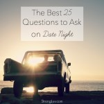 The Top 25 Date Night Questions – FREE Printable