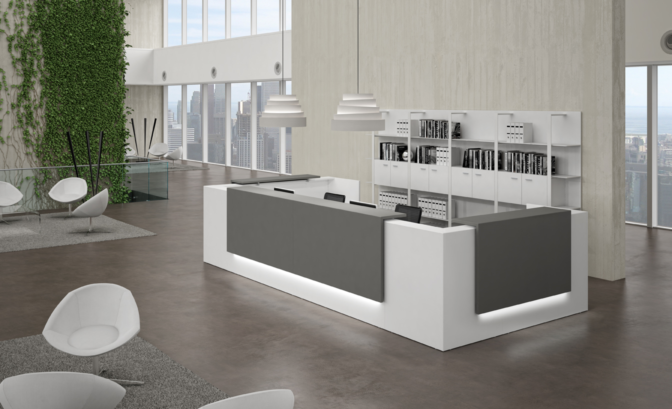 Modern Reception Desks: First Impressions Are Lasting