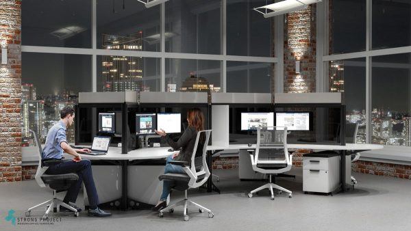 future-proofing cubicles workplace