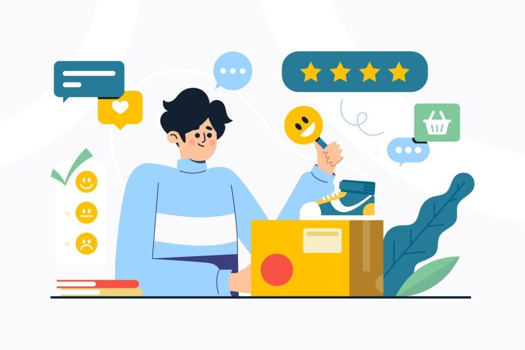 customers testimonial for video marketing