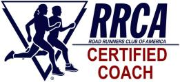 RRCA Certified Running Coach Logo