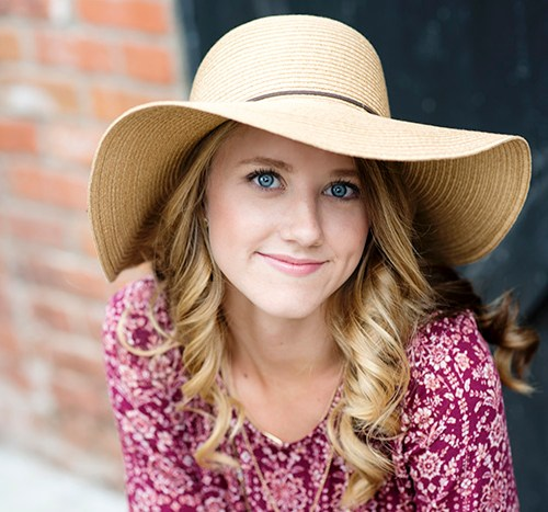 Adkins – Senior Shoot