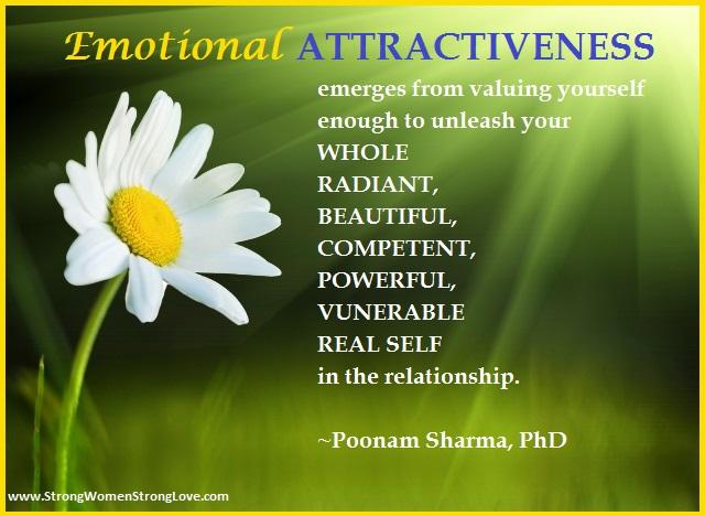 emotional attractiveness