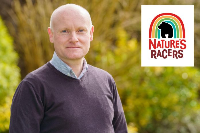 Racing to save the planet. Meet the founder of Nature's Racers, Domonic White