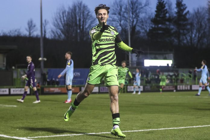 Forest Green player ratings as Rovers fire blanks at Crawley