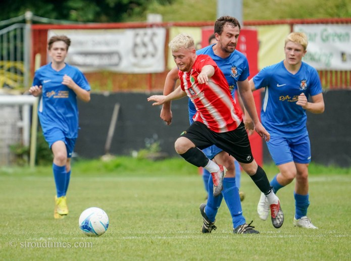In pictures: Shortwood United 4-1 Taverners