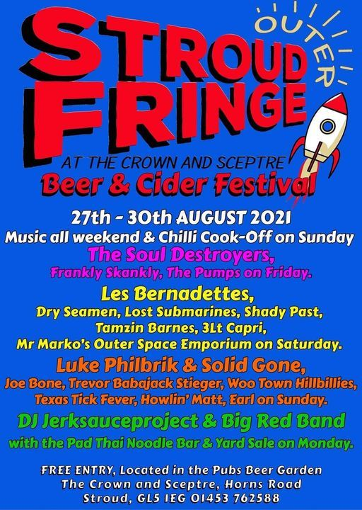 Outer Fringe Festival is back with a bang