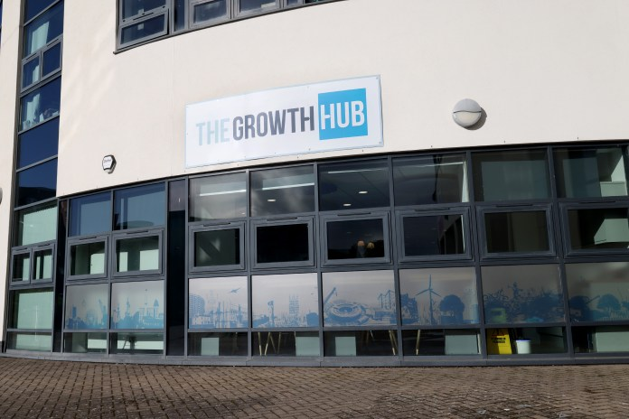 The Growth Hub, Stroud holds its official opening