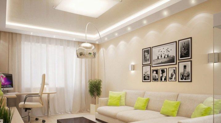 дизайн гостиной фото 1