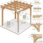 Zamiast drewnianych kolumn zastosowano stal, osłoniętą drewnem