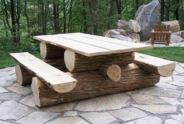 브레멘 벤치 테이블