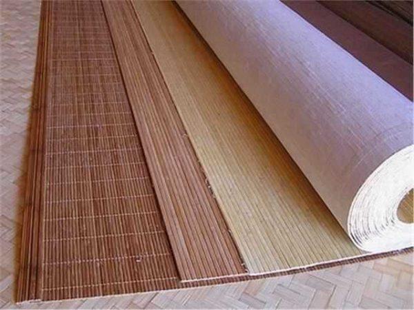 Papel de parede de bambu - uma ótima maneira de dar o sabor oriental interior