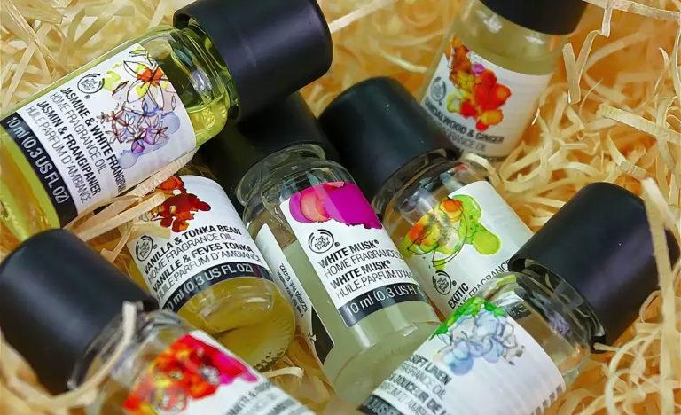 Hương vị (nước hoa) cho xà phòng với các hương vị khác nhau